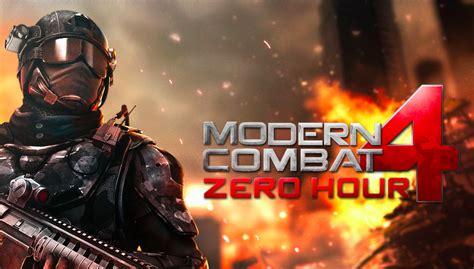 scarica gratis modern combat 4 zero hour per iphone e ipod touch featured