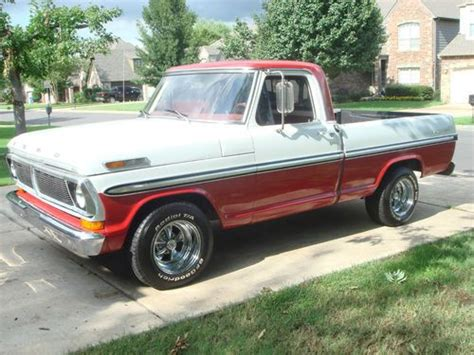 sell used 1972 ford f100 xlt ranger other rat rod in tulsa oklahoma united states