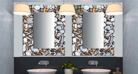 glass decorative mirrors contemporary bathroom miami by belfortglass llc