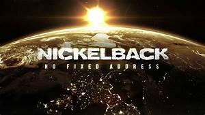 Nickelback - No Fixed Address (official TV Spot) - YouTube