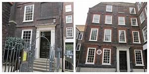 Dr Johnson's House - Bowl Of Chalk - London Walking Tours