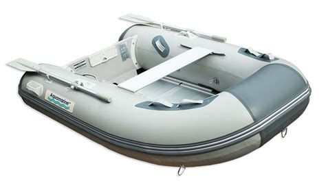 Inflatable Boat Dinghy by 7 5ft Inflatable Dinghy With Aluminum Floor Waterline
