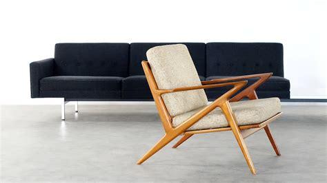 modern z lounge chair by poul selig