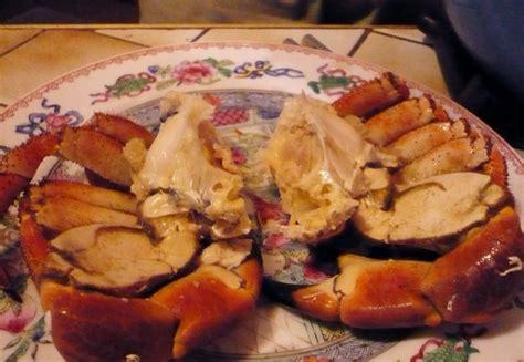 cuisson du tourteau ou crabe le de titanique