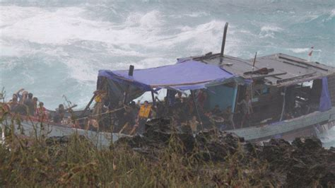 Wake Boat Crash by Christmas Island Community Tells Of Shock In The Wake Of