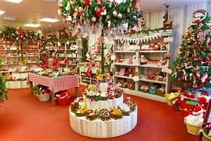 Cute Christmas Shop Free Stock Photo - Public Domain Pictures