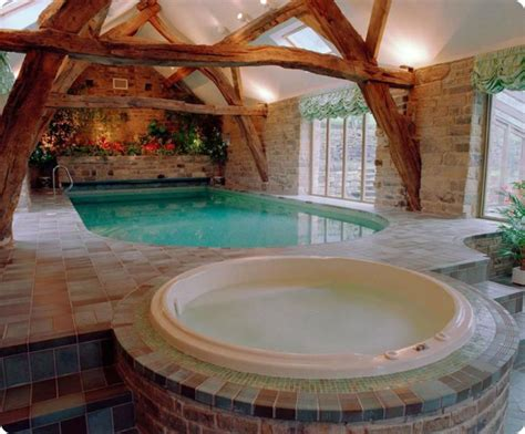 Amazing Homes With Indoor Pool Modern Architecture Ideas