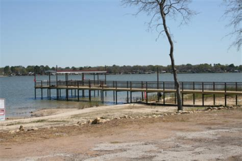 Public Boat Rs At Cedar Creek Lake by New Fishing Pier At Tom Finley Park Nears Completion