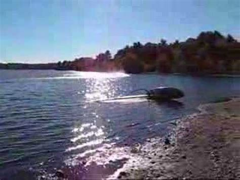 Rc Gas Powered Boats Youtube by Enforcer Magnum 57 Gas Powered Rc Boat Youtube