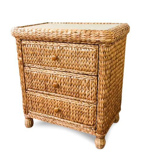 3 drawer wicker chest walmart seagrass chest 3 drawer miramar