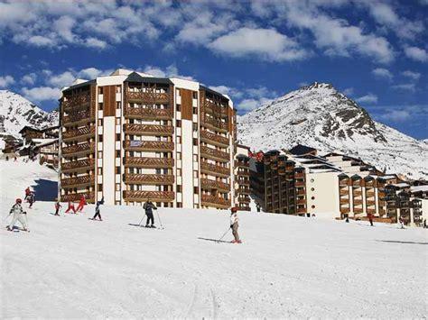 les temples du soleil apartments val thorens ski