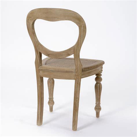 chaise de salle 224 manger en bois lot de 2 versailles