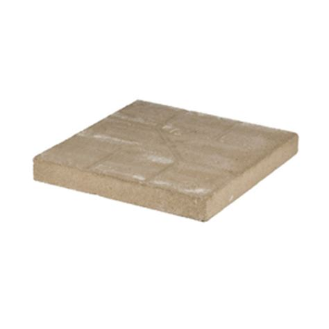 shop concrete patio common 16 in x 16 in actual 15 7 in x 15 7 in at