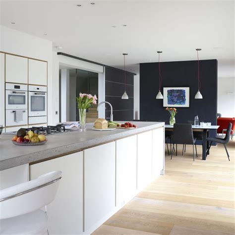 Openplan Kitchen Design Ideas  Ideal Home