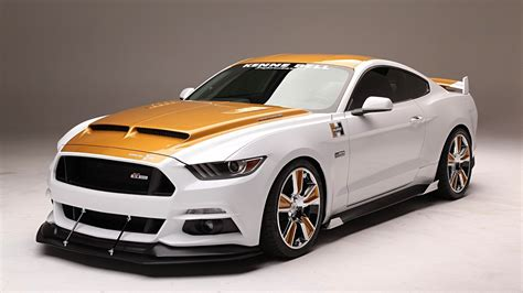 2017 Hurst Kenne Bell Rcode Mustang Review  Top Speed