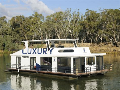House Boat Victoria by Houseboats The Murray Victoria Australia