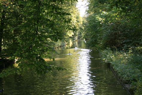München Prachtige Parken