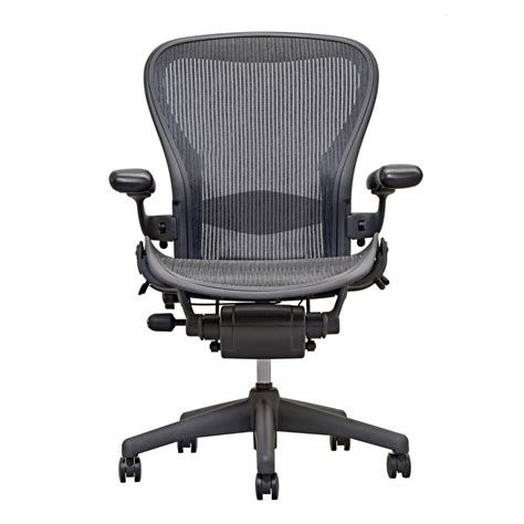 1 herman miller fully loaded size b aeron chairs open box ebay
