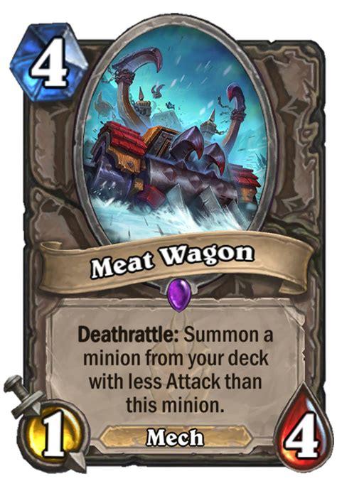 14 deathrattle deck frozen throne dire fate manaburst hearthstone cards hearthstone