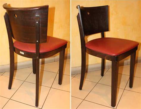 lot de 5 chaises de marque goin