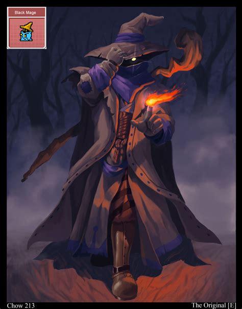 Black Mage Of Light  Omniversal Battlefield Wiki Fandom