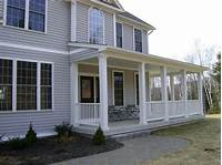 front porch plans Front Porch Designs for Different Sensation of Your Old ...