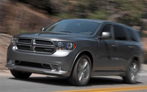 dodge durango adds second row captain s chairs as option for 2012 photo image gallery