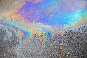 Why Do You See Colorful 'Rainbow' Patches On A Wet Road ...