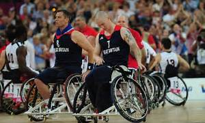 London 2012 Paralympics wheelchair basketball: Great ...