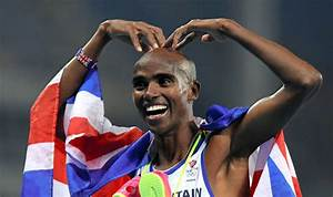Britain's Mo Farah wins 10000m gold at IAAF World ...