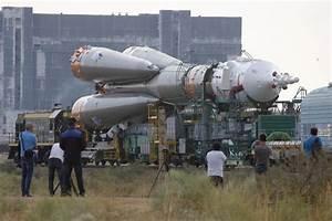 Russia prepares upgraded Soyuz spacecraft for launch ...