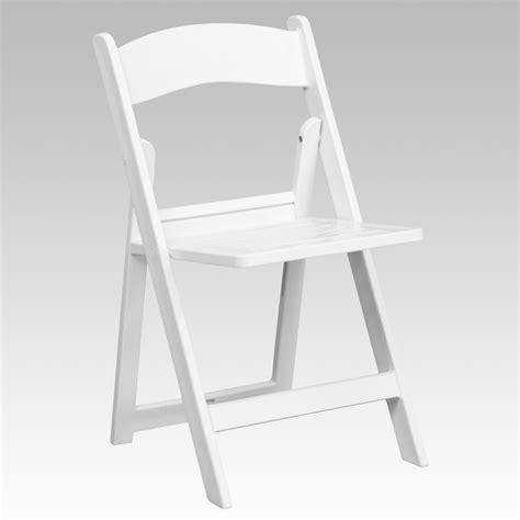 Hercules Resin Folding Chairs by Hercules Series 1000 Lb Capacity White Resin Folding