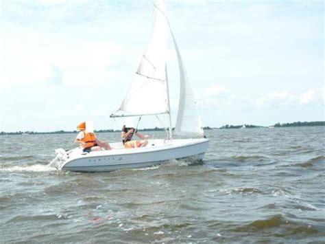 Zwaard Open Zeilboot by Hunter 146 Open Zeilboot Advertentie 694100