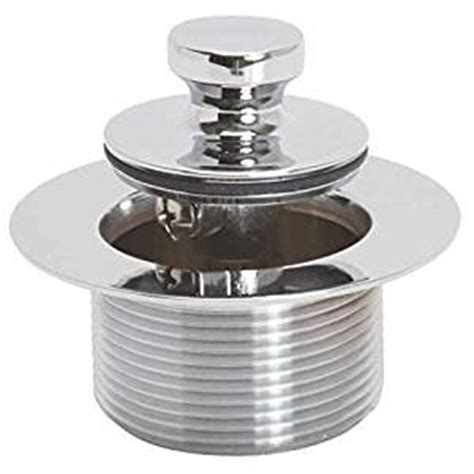 bathtub drain stopper removal lift and turn gerber lift turn tub stopper g0097180 ca home