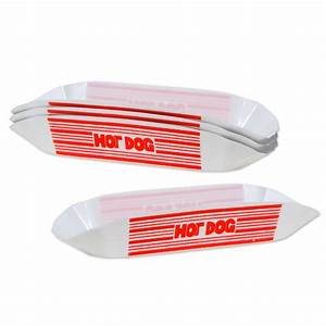 Hot Dog Party Paket : hot dog schalen american style 4 st ck us shop berlin ~ Markanthonyermac.com Haus und Dekorationen