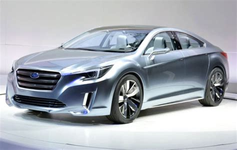 2019 Subaru Legacy Gt Turbo Review And Price  Best Toyota