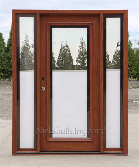 Patio Door With Blinds Between Glass by Blinds Between Glass