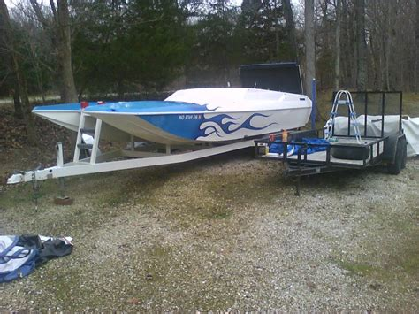 Cigarette Boats For Sale In Missouri by 2002 Team Hawaiian Party Cat Tunnel Hull Powerboat For