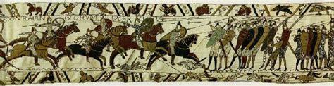 la tapisserie de bayeux et la conqute normande