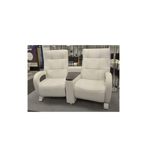 ensemble canap 233 2 places mobiles 233 lectrique meuble multim 233 dia fauteuil relax pivotant