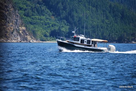Cutwater Boats Any Good by And Willie Said Day 86 Laura Cove In Desolation Sound