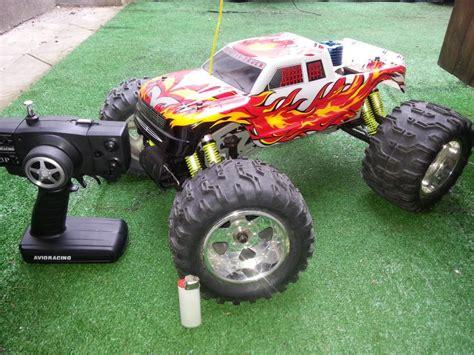 troc echange voiture thermique truck 1 8 moteur 4cm3 sur troc