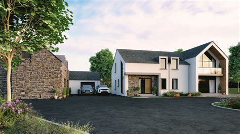 Unbelievable Self Build Homes Designs Uk On With Hd