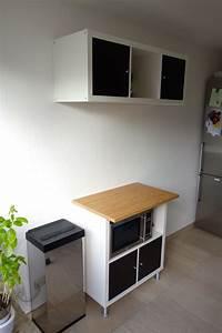 Ikea Körbe Kallax : k chenzeile mit ikea kallax ~ Markanthonyermac.com Haus und Dekorationen