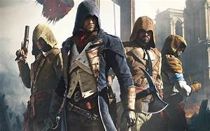 Assassins Creed Wallpaper All Assassins