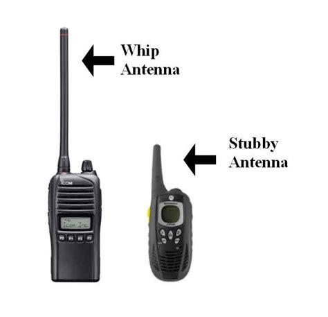 range walkie talkie two way radio range