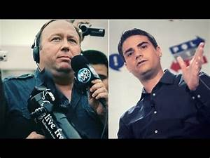Alex Jones & Ben Shapiro Lash Out At Each Other In Twitter ...