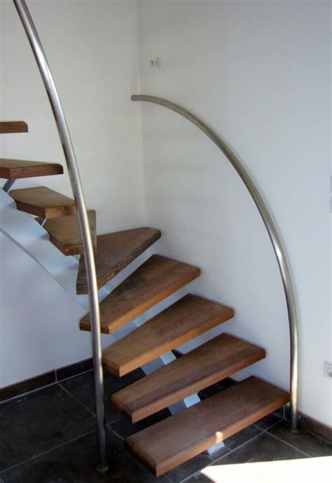 escalier limon central acier marseille 13 aix en provence istres