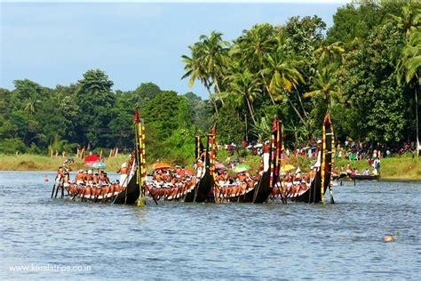 Dream Boat Race by Aranmula Boat Race Kerala Trips