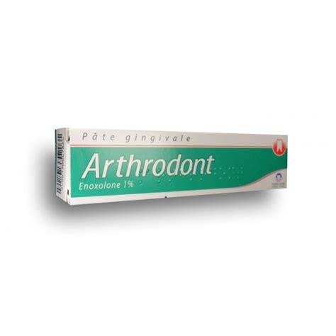 arthrodont p 226 te gingivale dentifrice